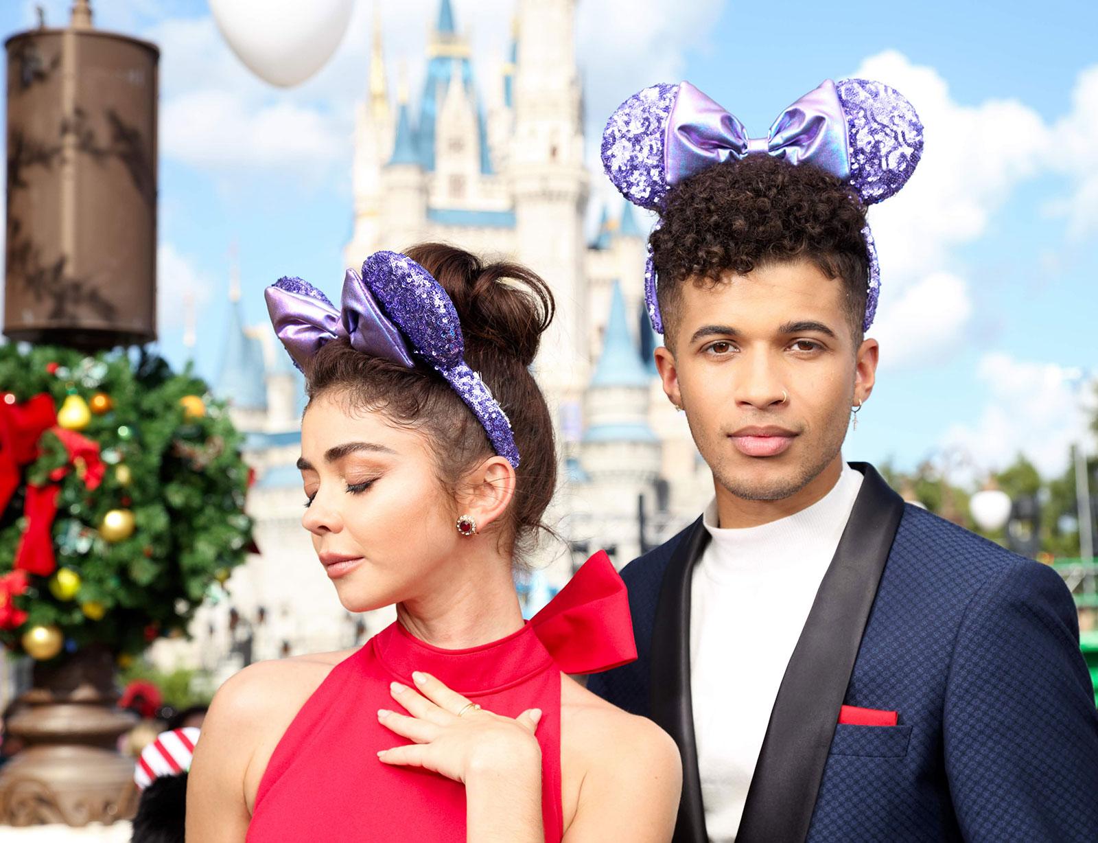 Purple Potion Minnie Ears