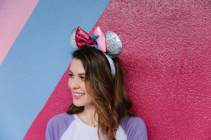 Epcot Minnie Ears