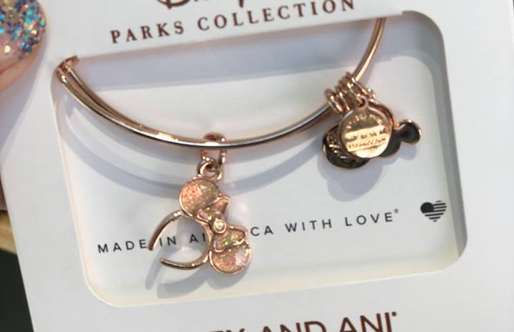 Minnie Ears Bangle