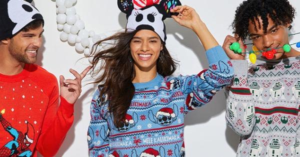 Light-Up Disney Holiday Sweaters