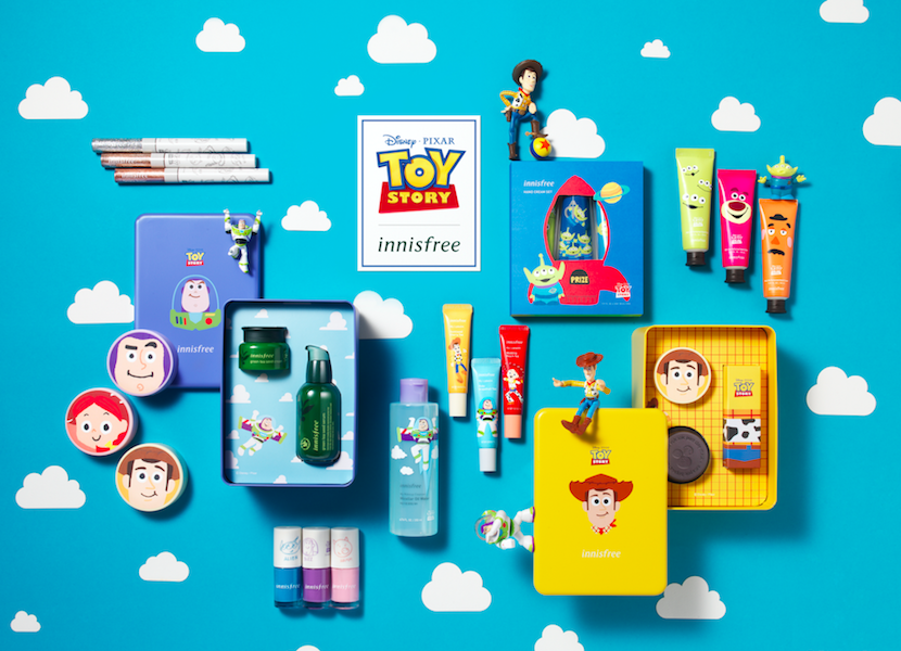 Toy Story Beauty Collection