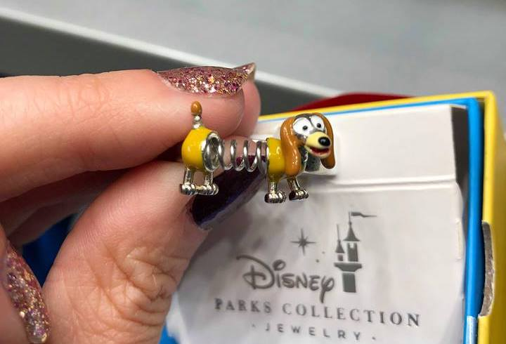 Slinky Dog Jewelry