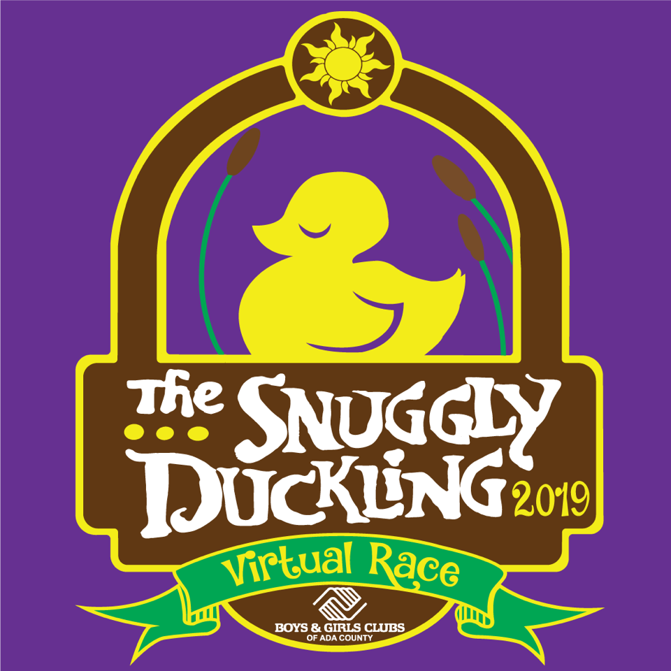 Snuggly Duckling Virtual Race