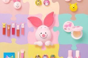 Piglet Inspired Beauty Collection