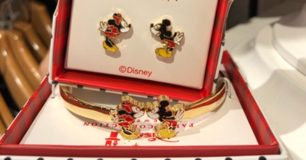 Mickey And Minnie Jewelry