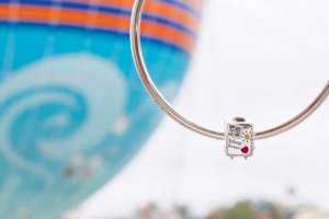 Disney Luggage Pandora Charm