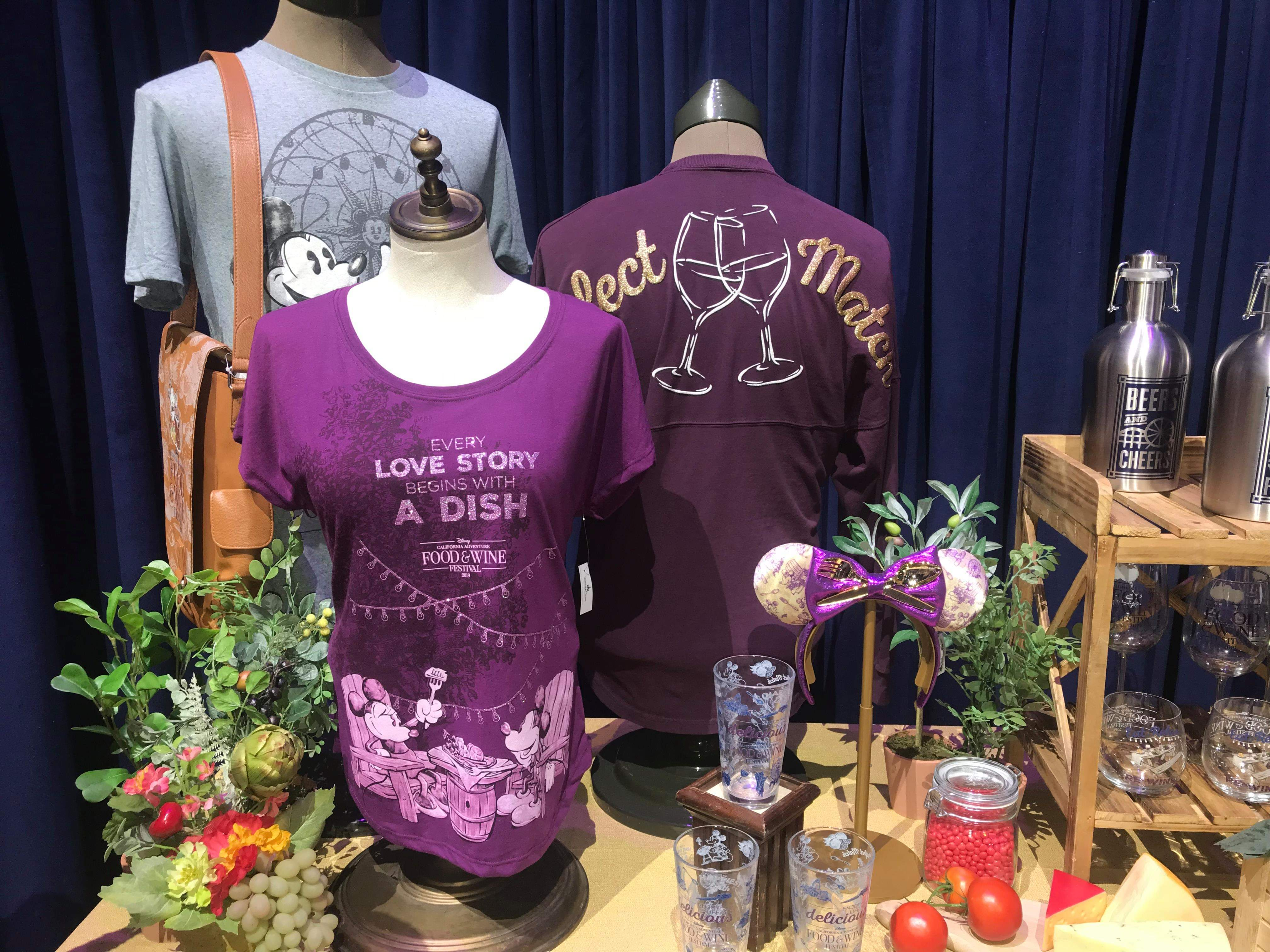 DCA Food & Wine Festival Merchandise