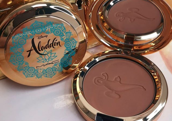 Aladdin MAC Cosmetics Collection