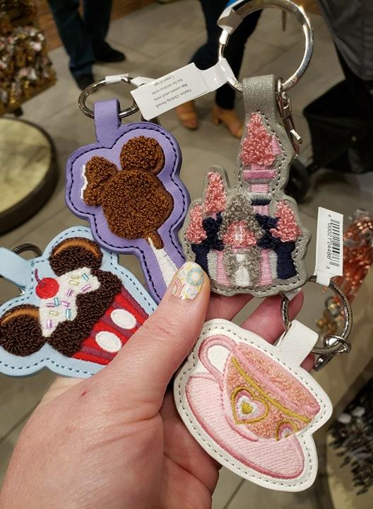 Disney Cuties Key Chains