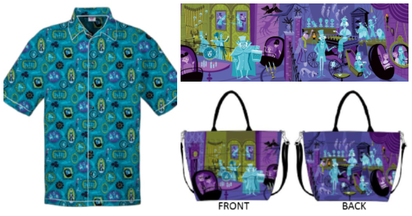 Haunted Mansion SHAG Collection