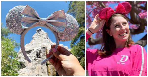Sparkling Minnie Ears