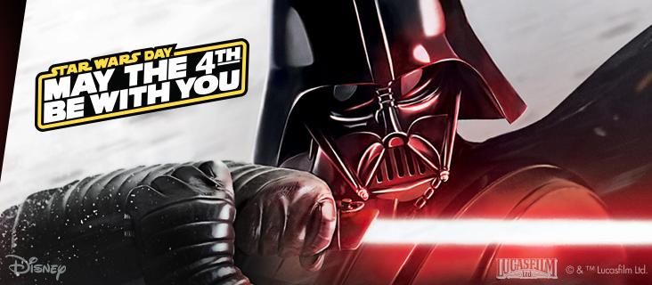 Star Wars Day One Day Sale