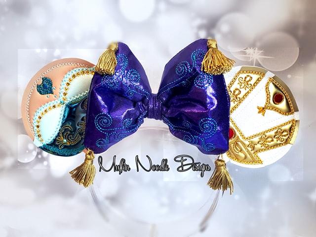 Embroidered Aladdin Ears