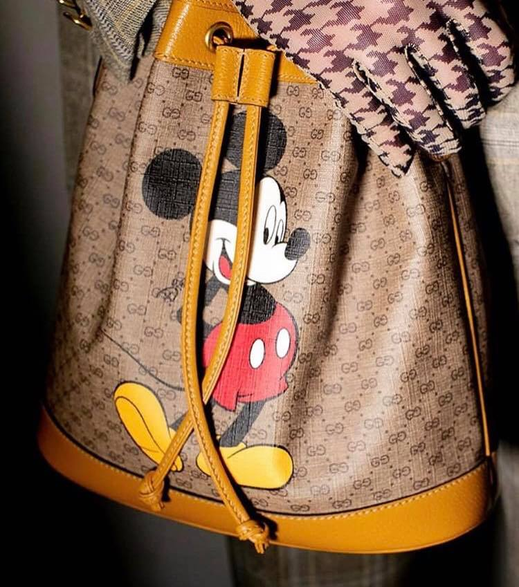 Gucci Mickey Mouse Styles