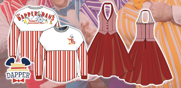 Dapper Dans Dress