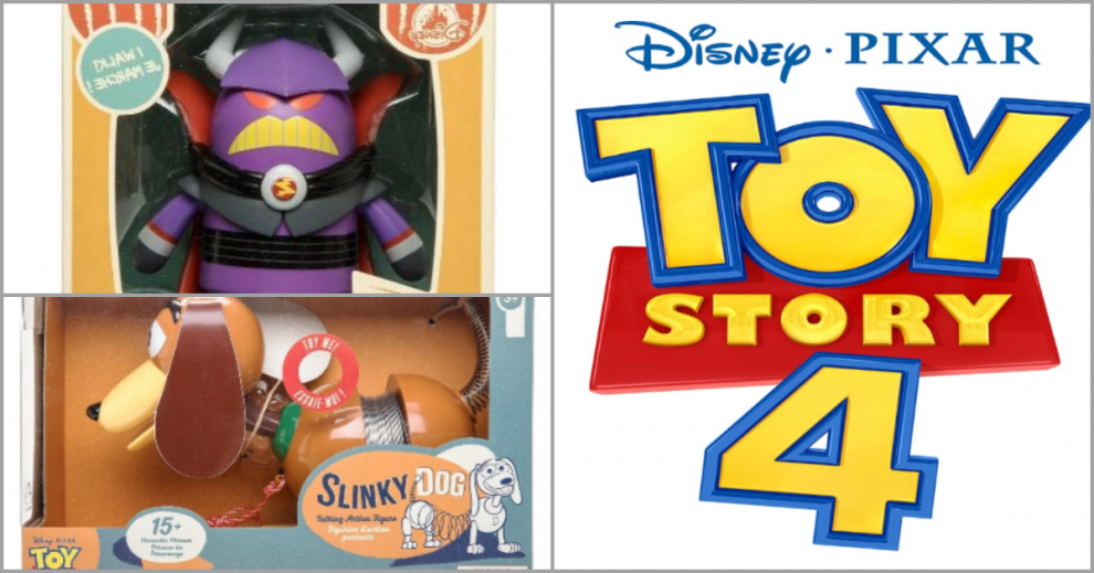 Toy Story 4 Finds