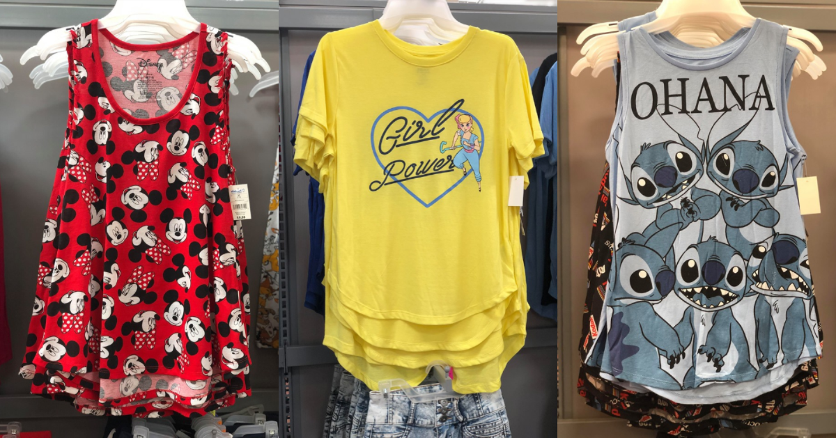 Disney Tanks