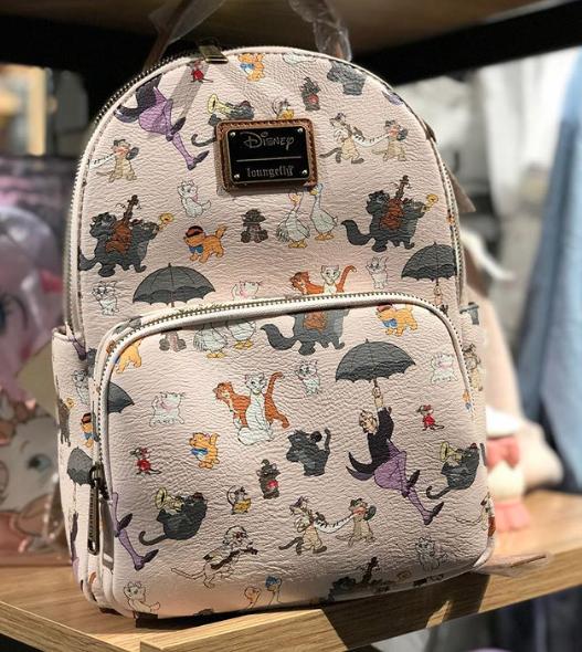 Aristocats Mini Backpack