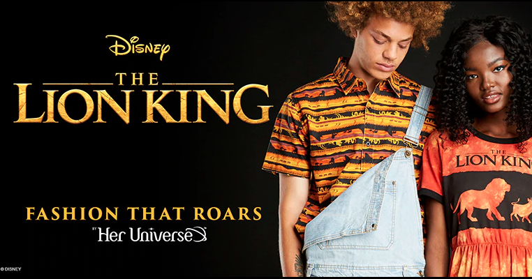 Her Universe Lion King Collection