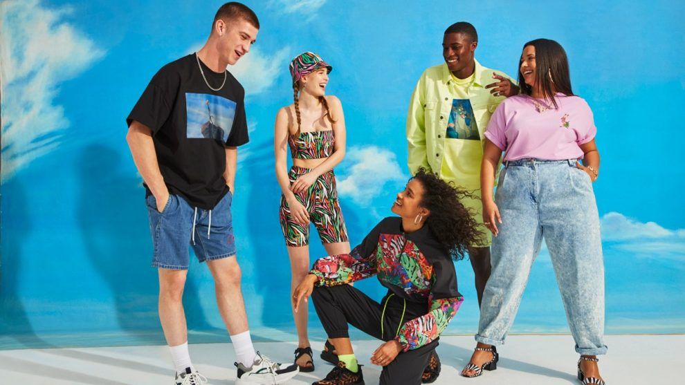 ASOS Lion King Collection