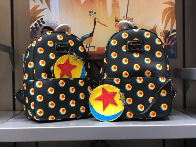Loungefly Luxo Ball Mini Backpack