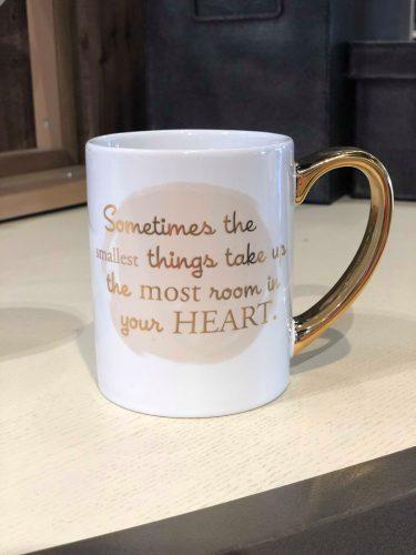 Gilded Disney Mugs