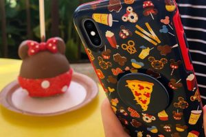 Disney Snack Phone Case