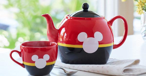 Disney Tea Essentials