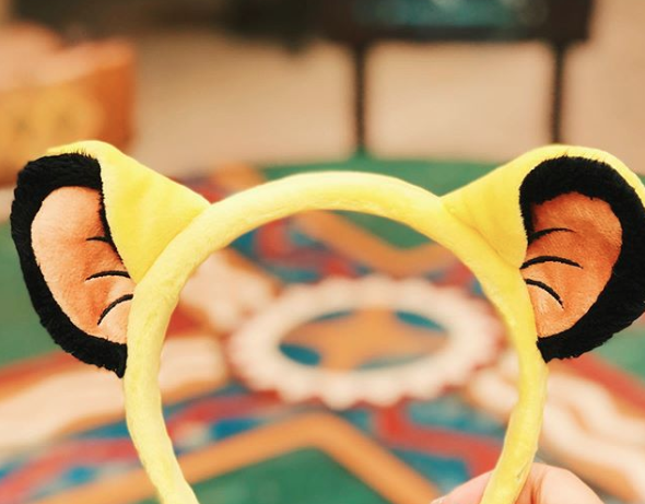 Lion King Headband