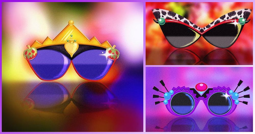 Disney Villains Sunglasses