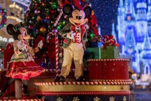 Ultimate Disney Christmas Package