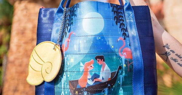 Harveys Little Mermaid Bag