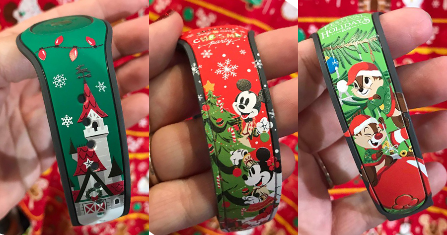 Holiday MagicBands