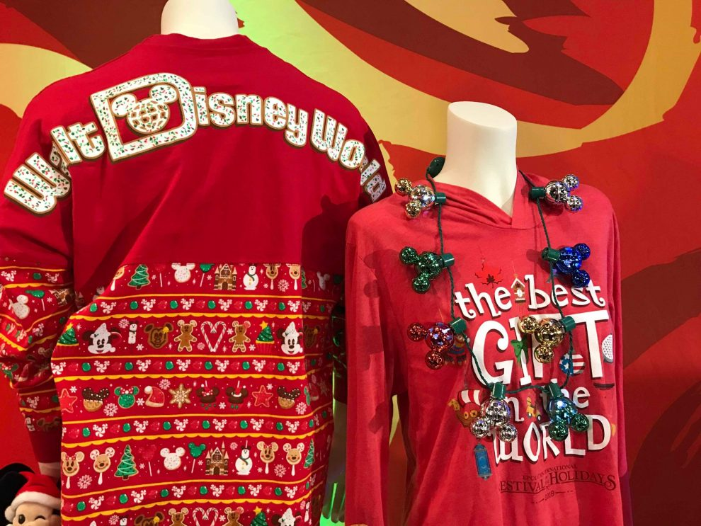 Disney Parks Holiday Merchandise
