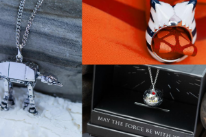 Star Wars Jewelry Collection