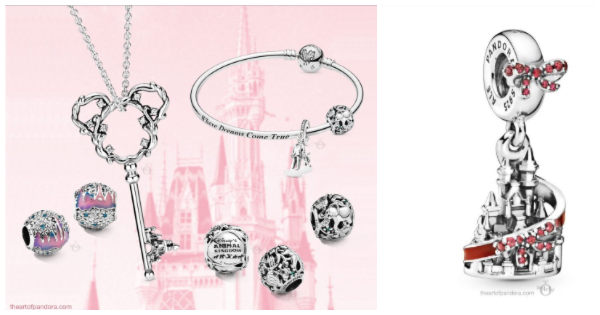 Disney Pandora Fall Collection