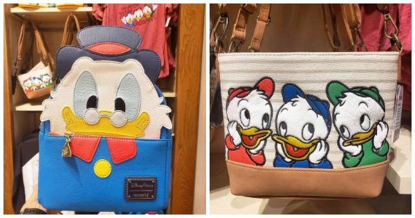 DuckTales Loungefly Collection