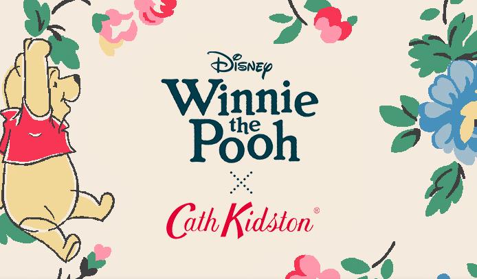 Winnie The Pooh x Cath Kidston