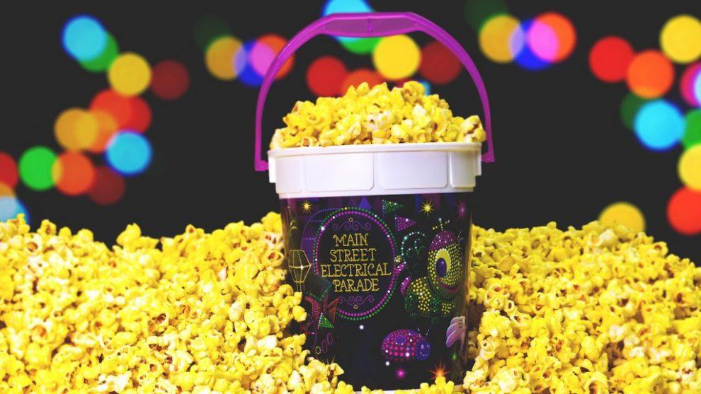 Main Street Electrical Parade Popcorn Bucket