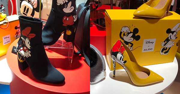Aldo Disney Shoe Collection