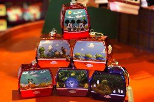 Disney Skyliner Ornaments