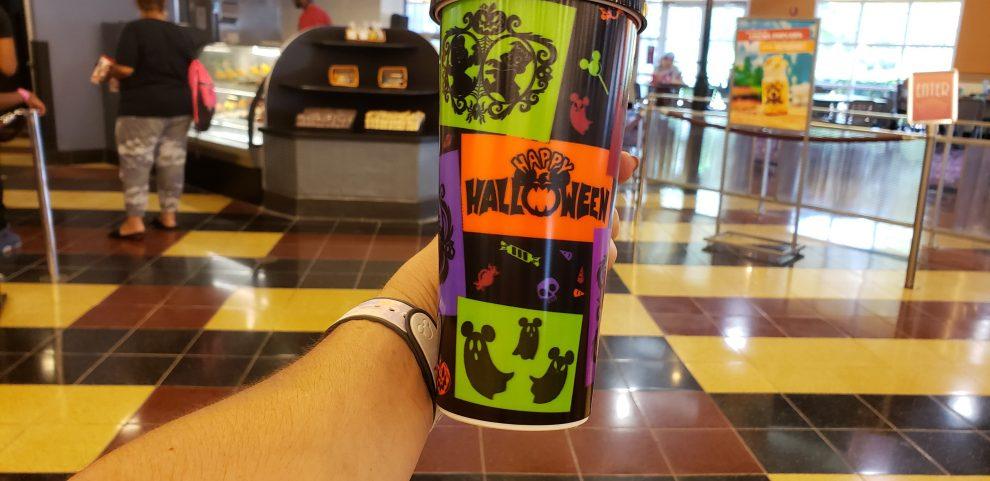 Halloween Disney Resort Refillable Mugs