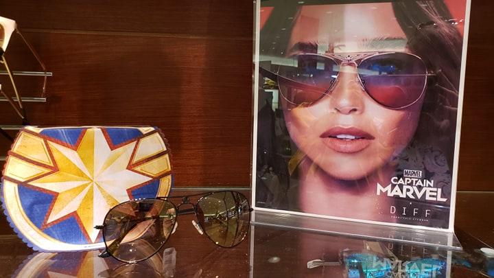 Captain Marvel DIFF Sunglasses