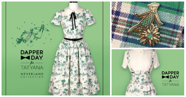 Dapper Day Neverland Collection