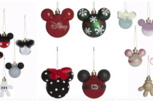 Primark Disney Ornaments