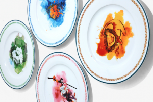 Lion King Plate Set
