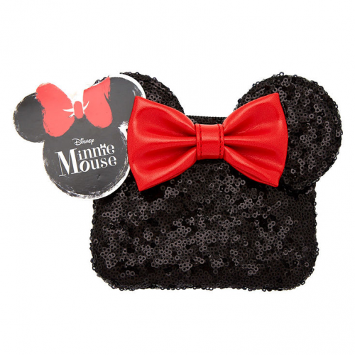 Black Minnie Mouse Wallet