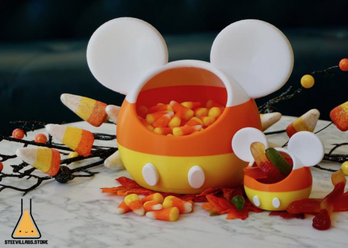 Mickey Candy Corn Planter