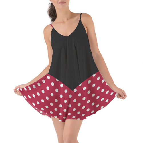 Minnie Mouse Cover Up Dress