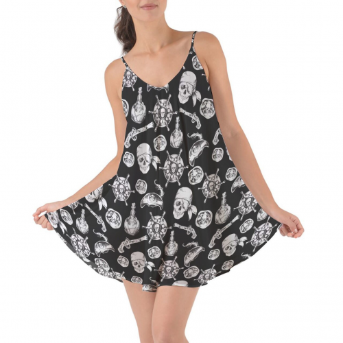 Pirates Cover Up Dress